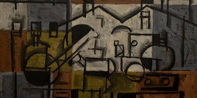 Torres García, Joaquín. Pintura constructiva. Año 1929. Tomado de: http://autores.uy/obra/7800